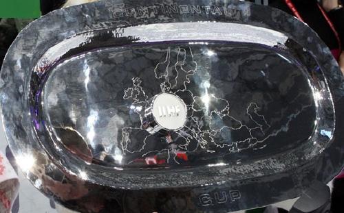 ХК Компаньон-Нефтегаз выступит в Континентальном Кубке