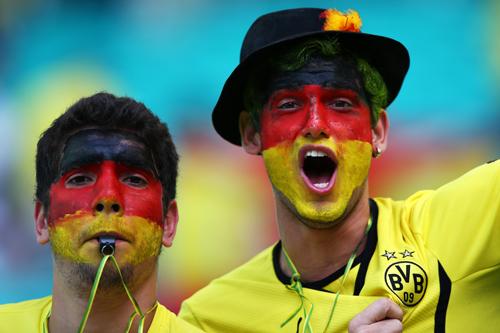 По матчу Германия - Португалия создали мульт