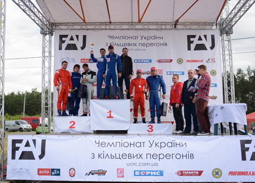 Чемпионат по кольцевым гонкам: Имена фаворитов известны