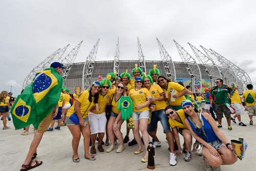По мотивам матча Бразилия - Мексика сняли мульт