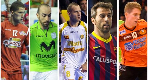 Футзальная Примера: топ-5 лучших голов сезона