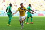 Колумбия одержала вторую победу