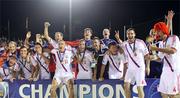 Сборная России защитила титул чемпионов мира