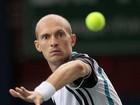 Николай Давыденко вышел во второй раунд турнира в Пекине