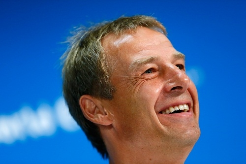 Юрген КЛИНСМАНН: «Мы должны поставить Роналду на место»