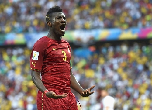 Асамоа ГЬЯН: «В матче с Германией сами себя удивили»
