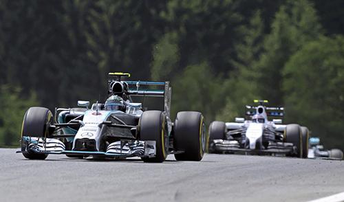 Гран При Австрии: дубль Mercedes!