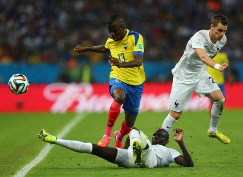 Мамаду Сако сыграет с Нигерией