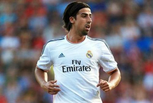 Сами Хедира может покинуть Реал этим летом