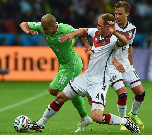 Алжир играл гениально, но Германия забила больше