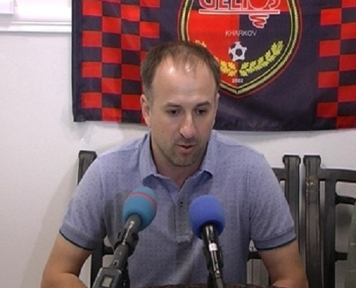 Сергей ЕСИН: «В матче с Металлистом результат – не главное»