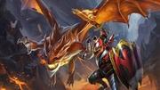Угадай победителя Wild Card - обрети форму дракона!