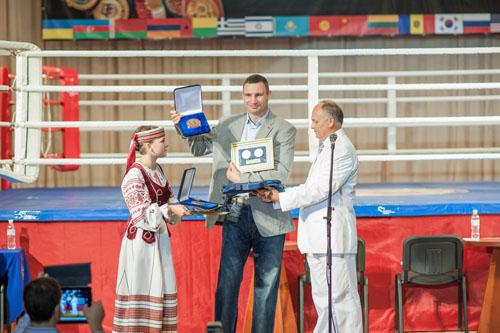 Стартует международный турнир на призы братьев Кличко