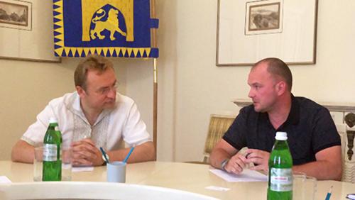 Андрей САДОВОЙ: «Суперкубок - честь для Львова»