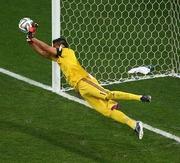 ЧМ-2014. Аргентина вырвала путевку в финал в серии пенальти