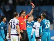 Аксель ВИТСЕЛЬ: «Красная карточка – ошибка арбитра»
