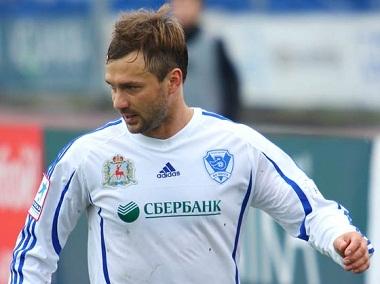 Дмитрий СЫЧЕВ: «Вся жизнь – это футбол»