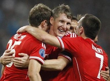 Группа D. Бавария уверенно обыграла Манчестер Сити + ВИДЕО