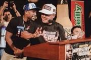 Мейвезер и Гарсия устроили перепалку на пресс-конференции
