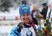 Российскую биатлонистку дисквалифицировали на два года