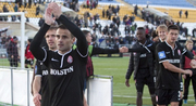 Заря делает шаг в третий квалификационный раунд Лиги Европы