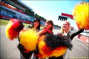 Гран При Германии: стартовое поле
