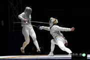 Сборная Украины по фехтованию сразится за третье место. LIVE