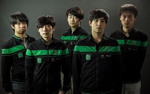 Vici Gaming - вторые финалисты The International