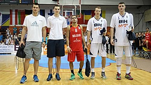 Коренюк вошел в символическую сборную молодежного ЧЕ