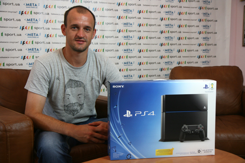 Sony Play Station 4 нашла своего победителя!