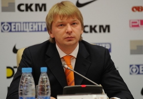 Сергей ПАЛКИН: «Исмаили и Фред вернутся в среду ночью»