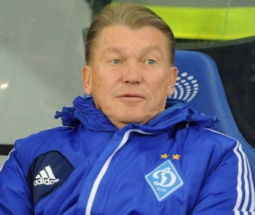 Блохин требует от Динамо 3,6 миллиона евро