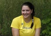 Алена Шамотина завоевывает золотую медаль на юниорском ЧМ