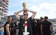 Кристоф Крамер сделал тату на память о победе на ЧМ