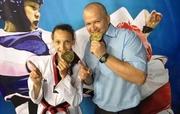 Украинка завоевала золото на чемпионате мира по таэквон-до