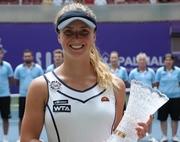 Элина Свитолина выиграла турнир в Баку