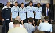 Московское Динамо презентовало своих новичков