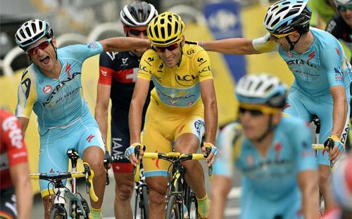 Тур де Франс. Итоги