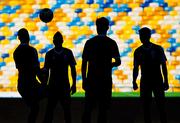 Копенгаген провел тренировку на НСК Олимпийском