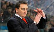 Тренер сборной Украины по хоккею просит о разрыве контракта
