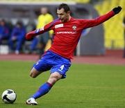 Игнашевич продлил контракт с ЦСКА