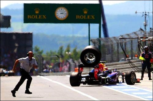 FIA разрабатывает новую систему безопасности