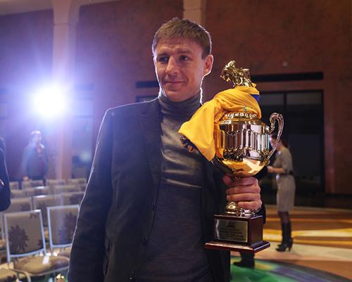 Максим Шацких в шаге от установления рекорда Украины