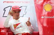 Фернандо Алонсо начал переговоры с Ferrari о новом контракте