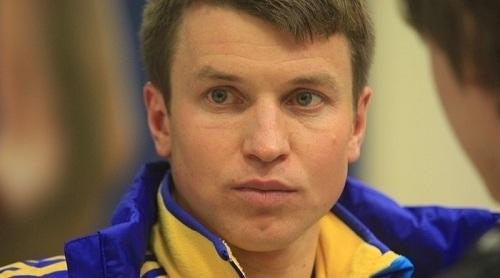 Ротань тренируется с Днепром