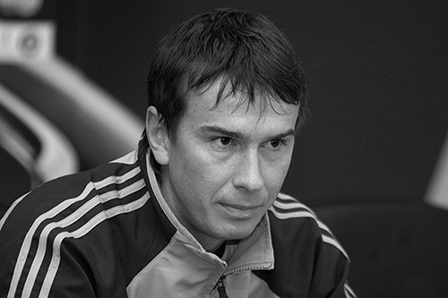 ЧУБАРОВ: «Не мог поверить, что Белькевича больше нет»