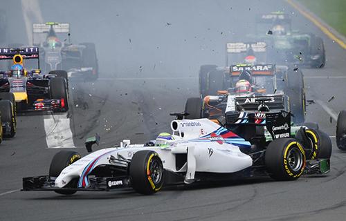 Контракт на проведение Гран При Австралии продлен до 2020