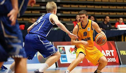 Сборная Украины U-18 завоевала серебро Евробаскета