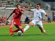 Дмитрий ЮСОВ: «Расстроился, что не забил Говерле»