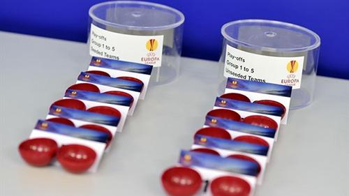 Возможные соперники украинских команд в Лиге Европы